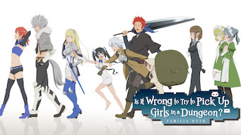 Is It Wrong to Try to Pick Up Girls in a Dungeon?: Season 3
