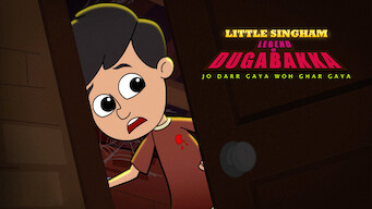 Little Singham: Legend of Dugabakka