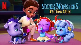 Die Supermonster: Die neue Klasse