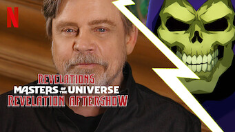 Revelations: The Masters of the Universe: Revelation Aftershow: Season 1