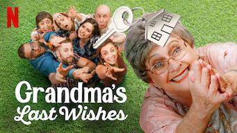 Le testament de Grand-mère