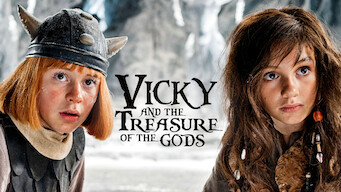 Vicky and the Treasure of the Gods