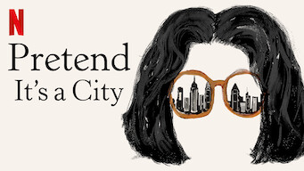 Pretend It's a City: Limited Series