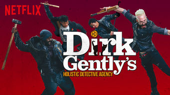 Dirk Gentlys holistische Detektei: Season 2