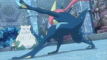 Pokémon The Series: XY: XYZ: A Real Icebreaker!
