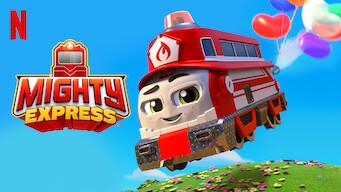 Mighty Express: Season 2: Milosaurus