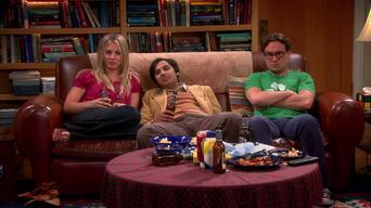 The Big Bang Theory: Season 6: The Date Night Variable