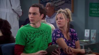 The Big Bang Theory: Season 3: The Adhesive Duck Deficiency