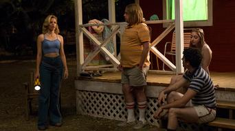 Wet Hot American Summer: First Day of Camp: Season 1: Electro/City