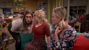 The Big Bang Theory: Season 9: Détournement de brevet