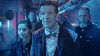 Doctor Who: Season 7: Cold War