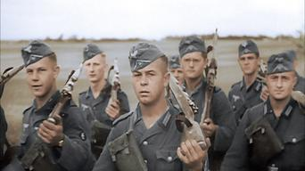 World War II in Colour: World War II in Colour: The Gathering Storm