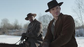 Timeless: Season 1: Wer ist der Mörder von Jesse James?
