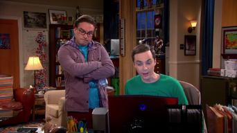 The Big Bang Theory: Season 6: The Habitation Configuration