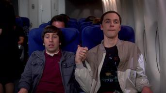 The Big Bang Theory: Season 7: The Friendship Turbulence
