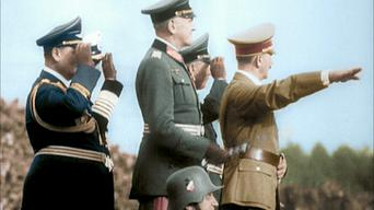World War II in Colour: World War II in Colour: Turning the Tide