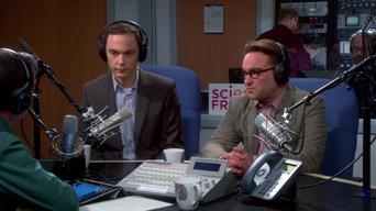 The Big Bang Theory: Season 7: La boulette de Sheldon