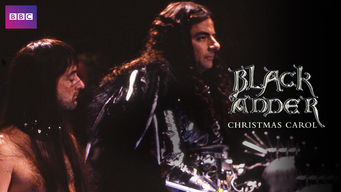 Black Adder's A Christmas Carol