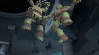 Teenage Mutant Ninja Turtles: Season 5: The Foot Walks Again!
