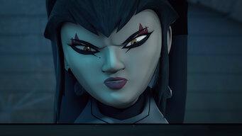 Teenage Mutant Ninja Turtles: Season 4: City at War