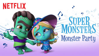 Super Monsters Monster Party: Songs