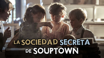 The Secret Society of Souptown