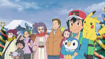 ポケットモンスター: Pokémon Journeys: The Series: 負けるなポッチャマ! シンオウ地方の流氷レース!!