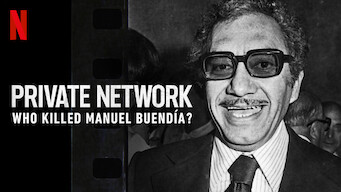 Private Network: Who Killed Manuel Buendía?
