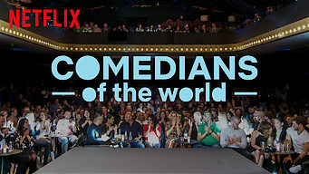 COMEDIANS of the world: Brazil