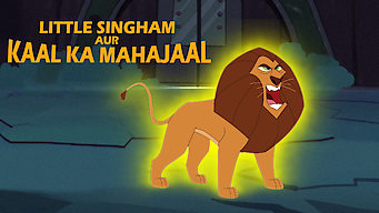 Little Singham - Rise of Kaal