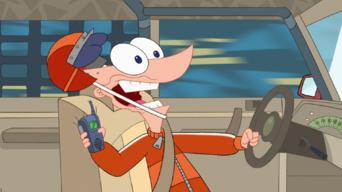 Disney Phineas und Ferb: Season 1: Team Phineas & Ferb / Der Strand gleich hinterm Haus