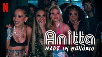 Anitta: Made In Honório: Season 1