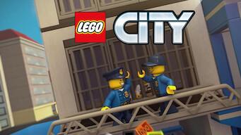 LEGO City: Where Ravens Crow