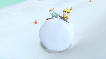 PAW Patrol: Season 2: Der Snowboard-Wettbewerb / Abgetaucht