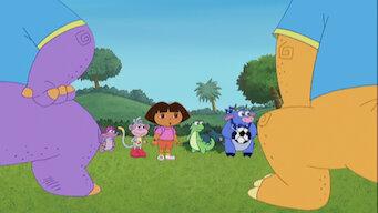 Dora: Season 2: Dora spielt Fußball