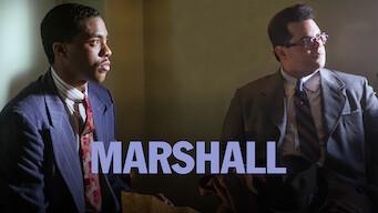 マーシャル 法廷を変えた男