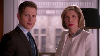 The Good Wife: Season 6: ¿Buscas socio?