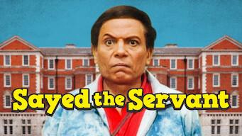 Sayed the Servant