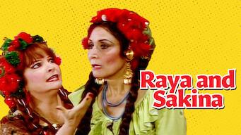Raya y Sakina