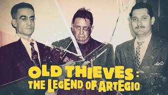 Los ladrones viejos