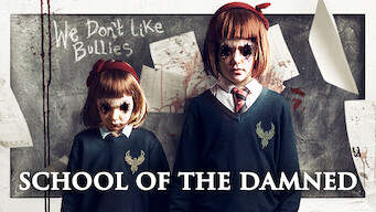 The School Of The Damned