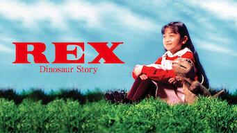 REX Dinosaur Story