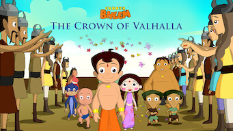 Chhota Bheem And The Crown of Valhalla