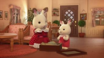 Calico Critters: Season 1: Bell's Big Sister in Town