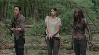 The Walking Dead: Season 5: Akrasia