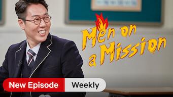 Men on a Mission: 2021