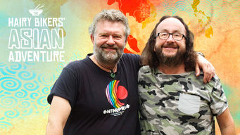 The Hairy Bikers' Asian Adventure: Season 1