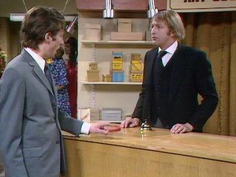 Monty Python's Fliegender Zirkus: Series 4: Michael Ellis