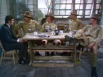 Monty Python's Flying Circus: Series 2: Cómo reconocer las partes del cuerpo