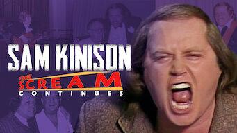 Sam Kinison: The Scream Continues